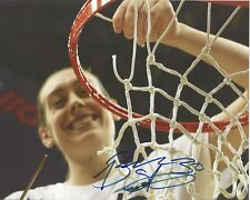 Breanna Stewart Signed 8 x 10 Photo Uconn Huskies Womens Basketball Champs Wnba