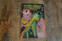 Wings Comics #79 Fiction House Magazines March 1947 GD 2.0