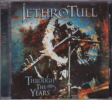 JETHRO TULL - THROUGH THE YEARS - CD - NEW -