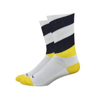 "Defeet Aireator 6"" Shield cycling sock"