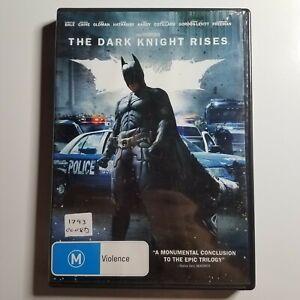 The Dark Knight Rises | DVD Movie | Christian Bale, Anne Hathaway, Tom Hardy