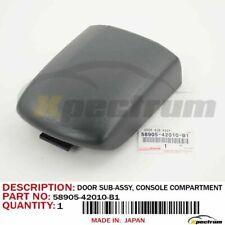 03-05 Toyota Rav4 Factory Oem 58905-42010-B1 New Center Console Armrest Lid Gray