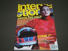 INTERSECTION MAGAZINE ISSUE NO. 5 - CARS MOVE US - GREAT COVER - O 2272E