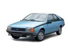 421436390 Solido 1:43 Renault Fuego 1982 blau