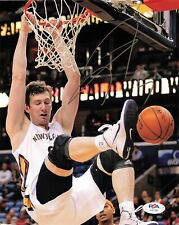 Omer Asik signed 8x10 photo PSA/DNA New Orleans Pelicans Autographed