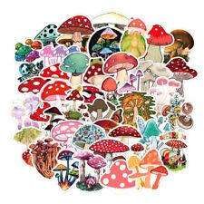 50PCS Skateboard Stickers bomb Vinyl Laptop Luggage Mushroom Sticker Lot S`H2