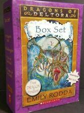 Boxed Set Dragons of Deltora by Emily Rodda - Books 1 Thru 4