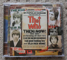 The Who - Then & Now 1964-2004 (Greatest Hits) - CD ALBUM [NEW & SEALED]