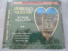 Am Brunnen vor dem Tore Deutsche Volkslieder - Philips CD Neu & OVP