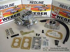 Suzuki Samurai Weber Carb Conversion Kit Water Choke w/air filter adapter