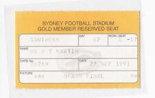 NRL Grand Final Tickets