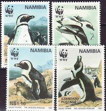 Namibia 1997 - MNH - Vogels / Birds  (WWF/WNF)