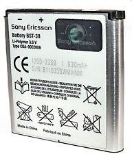 Sony Ericsson Handy Aklku Batterie BST-38 für Xperia X10 Mini Pro