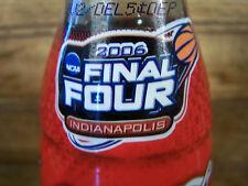 NCAA  FINAL  FOUR  2006  INDIANAPOLIS  &  BOSTON,  1 - 8  Oz Coke Bottle