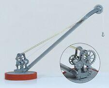 Peco LK-35 - Patio Crane Kit de Plástico '00' Escala