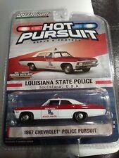 Greenlight Hot Pursuit 1967 Chevrolet Police Pursuit Series 12 2013