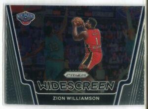 2020-21 PANINI PRIZM WIDESCREEN #4 ZION WILLIAMSON