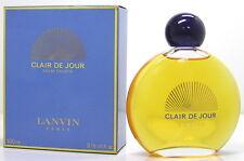 Lanvin Clair de Jour 100 ml EDT Flakon Vintage