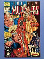 The New Mutants #98 (Feb 1991, Marvel) 1st appearance of Deadpool