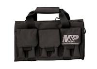 SMITH & WESSON M & P PRO TAC HANDGUN CASE Single Gun Version NICE! NWT