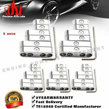 5 SETS SPARK PLUG WIRE SEPARATORS DIVIDERS LOOMS For Chevrolet Chrome 78 9mm
