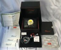 Chopard Mille Miglia Chronograph Speed Yellow 8915 Titanium Watch #805 of 1000