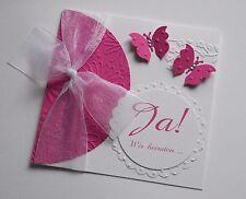 Einladungskarte Einladung Hochzeit Geburtstag Konfirmation Kommunion H36 4
