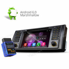 Android In-Dash Monitor Vehicle DVD Players for BMW