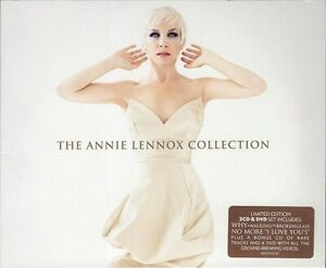 annie lennox collection Greatest Hits Pop @ 2 CDS !DVD