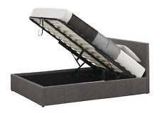 Betten und Wasserbetten in Grau
