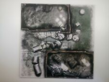 DOUBLE SIDED GAME TILE 15 RV  / ZOMBICIDE GREEN HORDE