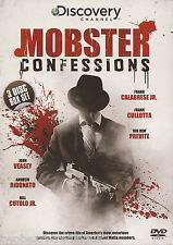 MOBSTER CONFESSIONS (Discovery Channel R2 Triple DVD Box Set) (Sld)