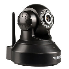 WiFi Wireless Pan/Tilt HD 720P IP Camera IR Night Vision Security Network Webcam