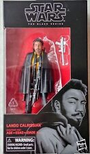 "YOUNG LANDO CALRISSIAN Star Wars The Black Series 6"" Figure A Solo Story"