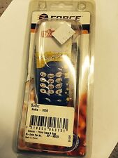 Nokia 8250 Extreme Fusion Case with Steel Belt Clip in Clear XP-N825. Brand New.
