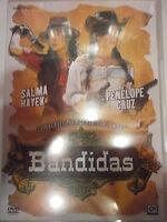 BANDIDAS - DVD ORIGINALE - visitate il negozio ebay COMPRO FUMETTI SHOP