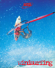 SMALL POSTER: WATER SPORTS: WINDSURFING: GLOBAL HIGHS    #MPG4016    RC23 B