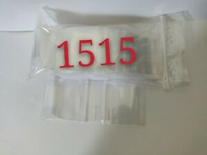 "1000 Pcs 1.5"" x 1.5"" Baggies  1515"
