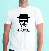 Cool Heisenberg Silhouette Inspired Breaking Bad TV Television T-Shirt Top Tee