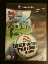 Tiger Woods Pga Tour 2003 (Nintendo GameCube, 2002)