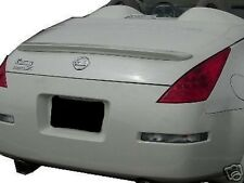 PRE-PAINTED fits NISSAN 350Z CONVERTIBLE 2003-2009 NO DRILL 3M LIP SPOILER