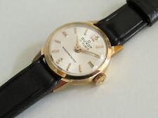 Solid Gold 14K 585 watch Uhr NOS Vintage SwissMade Duxot New