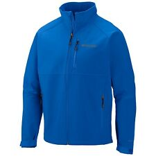 ($130) COLUMBIA MENS XL HEAT MODE II OMNI HEAT SOFTSHELL JACKET NEW!!