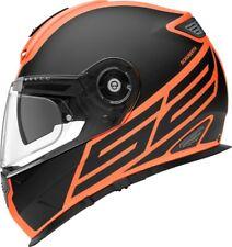 NEU Schuberth Motorradhelm S2 Sport Traction orange matt L = 58/59 Sonnenblende