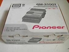 Pioneer GM-3100T 2-Channel Car Amp
