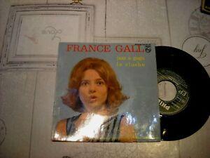 VEND  45 TOURS 4 TITRES FRANCE GALL.B.I.E.M. 434.914 BE