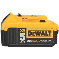 DeWalt DCB205 20V Premium XR 5.0Ah Battery