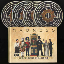 MADNESS - OUI OUI - 70 TRACK - 4x DISC EDITION - SUGGS SKA TWO 2 TONE CD DVD