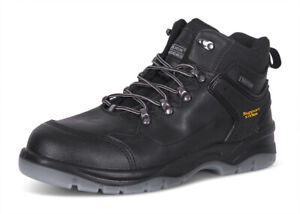Click Hiker Safety Boot Black S3 Steel Toe and Midsole - Ctf30
