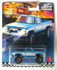 Hot Wheels Chevrolet Pickup Truck Diecast & Toy Vehicles ...